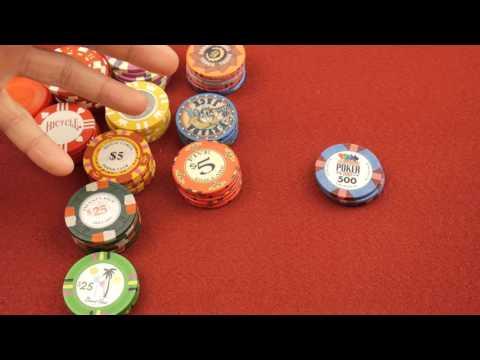 Choosing A Set - The Great Poker Chip Adventure Season 02 Episode 02