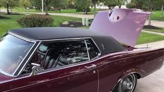 1969 Lincoln Continental Mark III - 49K original miles!