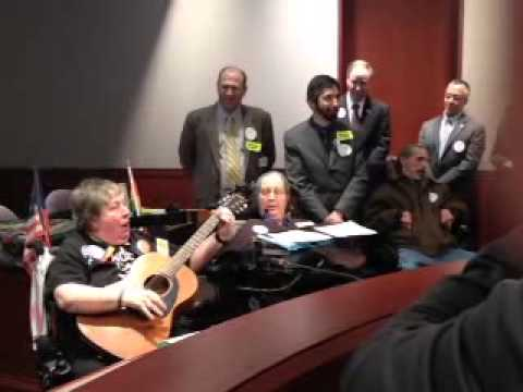 ctnewsjunkie recorded live on 3/20/13 at 10:21 AM EDT