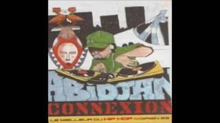 """""""Abidjan Connexion"""" est une compile de rap produite par MC Claver e..."""