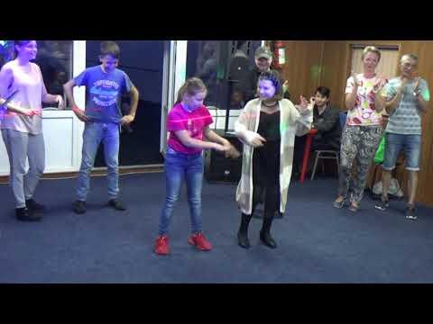 Конкурс Танцевальный интересные конкурсы в компании на день рождения