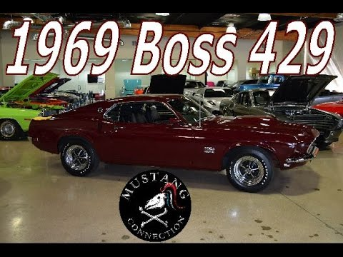 for sale 1969 boss 429 mustang mint at fusion luxury motors mustang connection