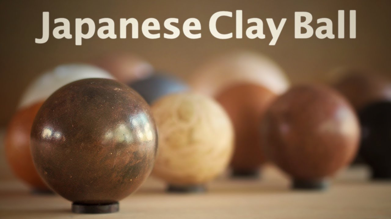 Dorodango: anti-stress balls 57