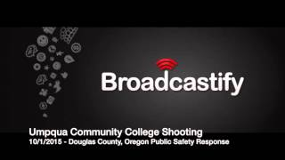 umpqua community college shooting public safety response