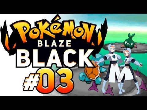 """""""DRAYANO PLZ"""" Pokémon Blaze Black Randomizer Nuzlocke Ep  3"""