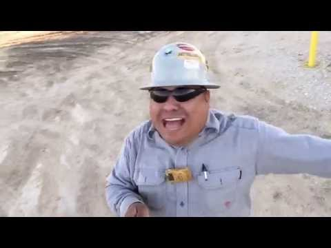H2S safety  monitor goes off funny oilfield