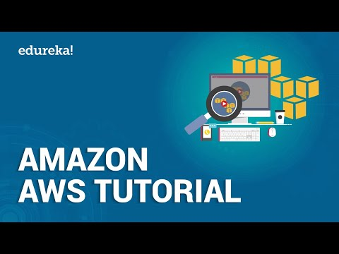 Amazon AWS | What is Amazon AWS | AWS Tutorial | AWS Training | Edureka