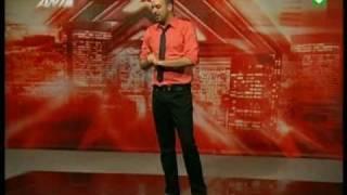 X Factor 3 Greece - Auditions 5 - Vasilios Vassilakis