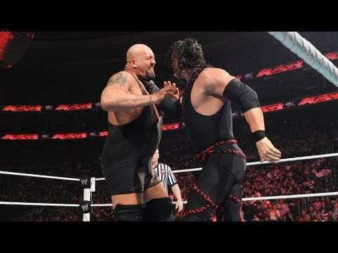 Big Show vs. Kane: Raw, March 19, 2012 thumbnail