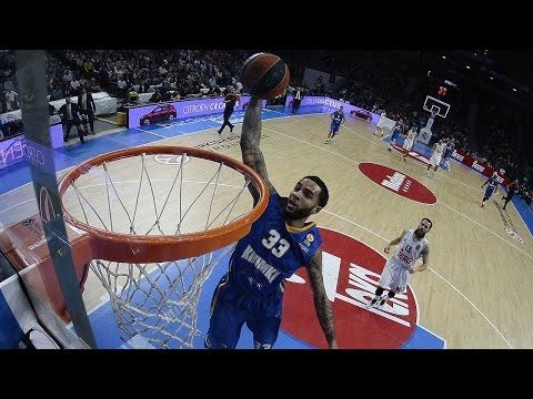 Focus on: Tyler Honeycutt, Khimki Moscow region