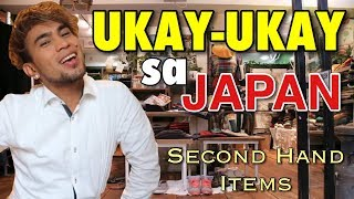 UKAY-UKAY SA JAPAN | SECOND HAND ITEMS  | PAK PAK JAPAN
