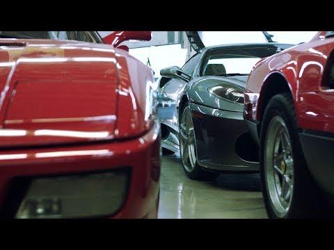 FMS Ferrari Service