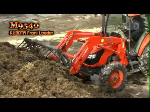 Tractores KUBOTA Travel Video
