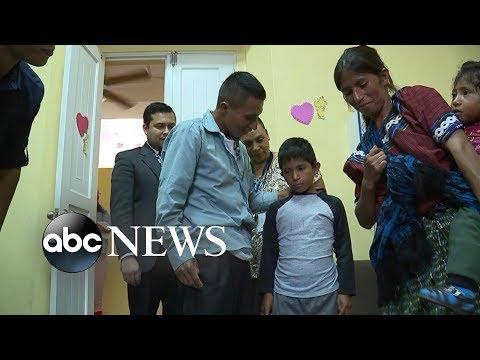 Family reunion overwhelms traumatized adolescent boy