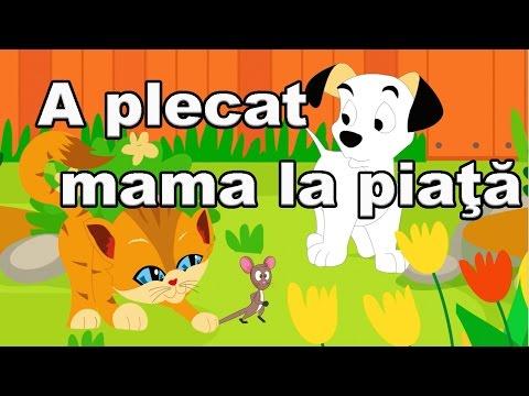 A plecat mama la piata | CanteceleCopii.ro