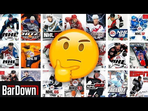 ARE NHL VIDEO GAMES NOT AS FUN AS THEY USED TO BE?