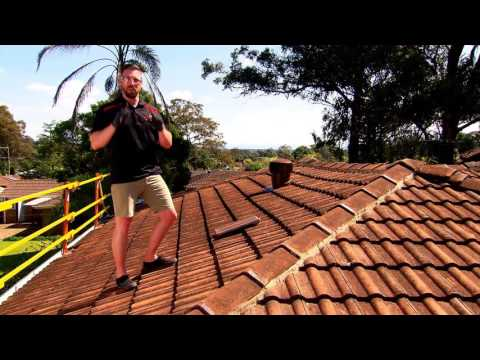 HOW TO with Monier: Changing a Roof Tile.