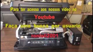 Erro Geral Epson L355