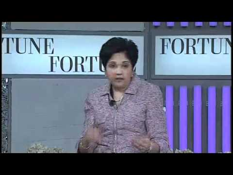 Indra Nooyi: Performance with purpose
