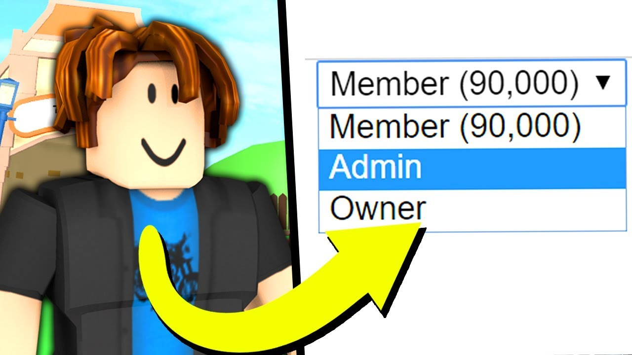 PRETENDING TO BE A HIGH RANK IN ROBLOX GROUPS