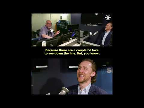 How Does Tom Hiddleston Read Scripts For Plays Differently Than Those For Film Or Television?