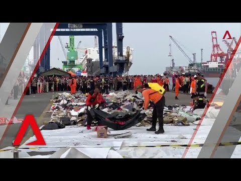 More body parts retrieved from Lion Air JT610 crash