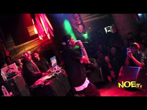 BISHOP NEHRU x SOBs (Ab-Soul Concert)