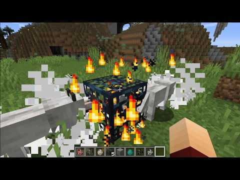 Minecraft 1.14 How To Make A Mob Spawner In Creative Mode  Java  Edition