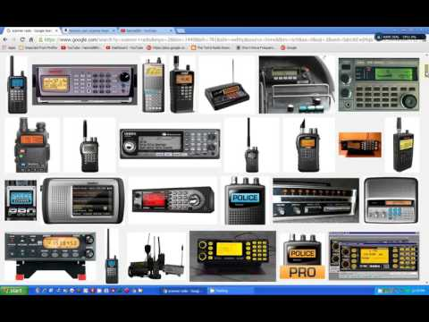 TRRS #0725 - Digital Scanner Radios