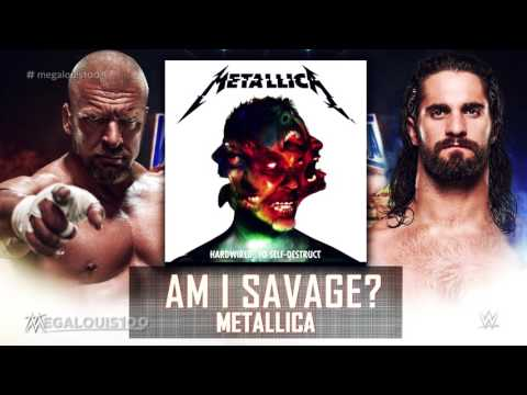 """WWE Wrestlemania 33 Official Theme Song - """"Am I Savage"""" with download link"""