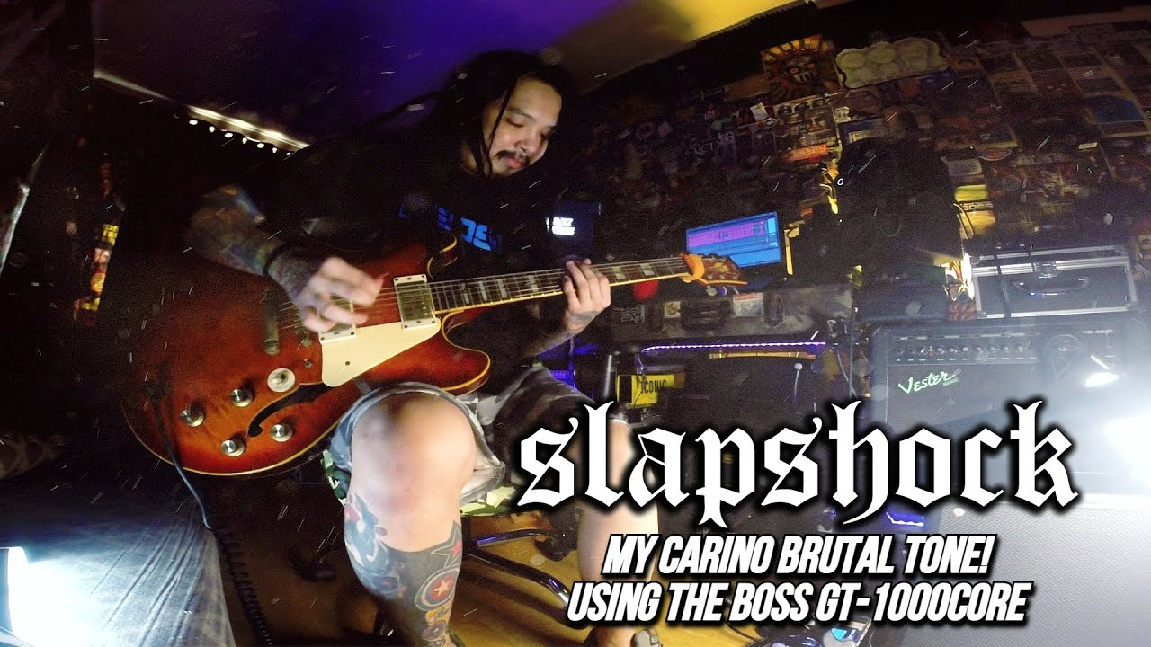 Download My Slapshock Carino Brutal Tone!