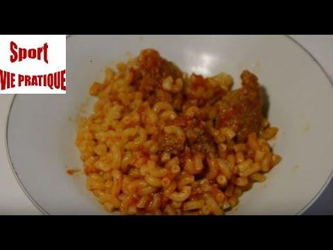 recette-cookeo-:-boulettes-boeuf-et-coquillettes-tomates