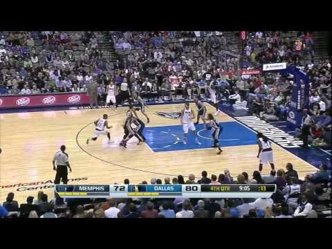 2013 - 2014 Dallas Mavericks Offense - ( Tailor - Pick & Roll ) (EO)