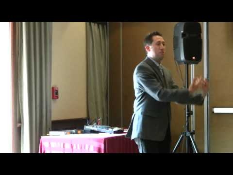 Aaron McDaniel Speaking Reel (Executive Audience) - YouTube