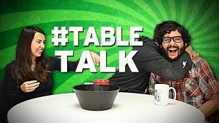 Table Talk: Dead Celebrities, SimCity, and Turn Off's!