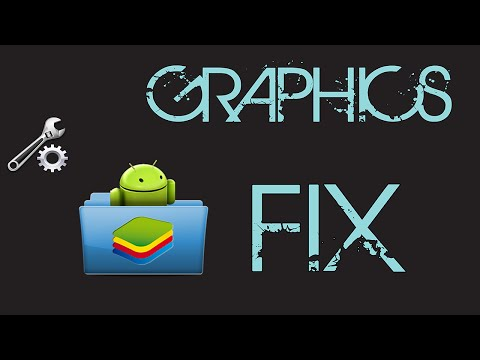 Bluestacks Graphics API Error Fix! [Game of War & Any Other Game!]