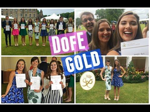 DofE Gold Award Presentation | WE SAW THE QUEEN!