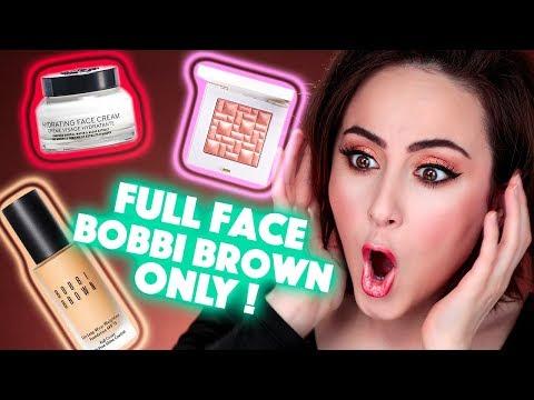 SO GEIL?! 🧐 Full Face Makeup Using Only Bobbi Brown | Hatice Schmidt