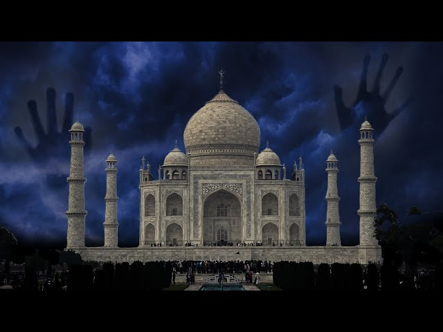 SHOCKING Taj Mahal Dark Creepy Secrets Revealed