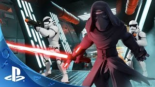 Disney Infinity 3.0 Edition: Star Wars The Force Awakens Play Set - Official Trailer | PS4, PS3