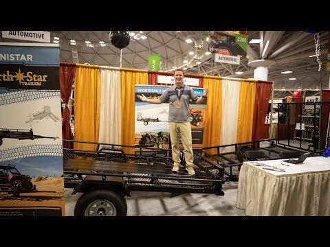 Best Trailer to Carry ATVs | North Star Trailers