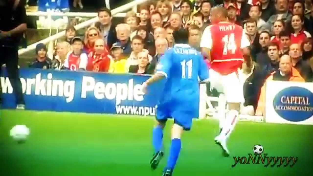 Thierry Henry Skill Show