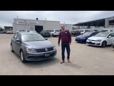 2015 Volkswagen Jetta Trendline Plus Review
