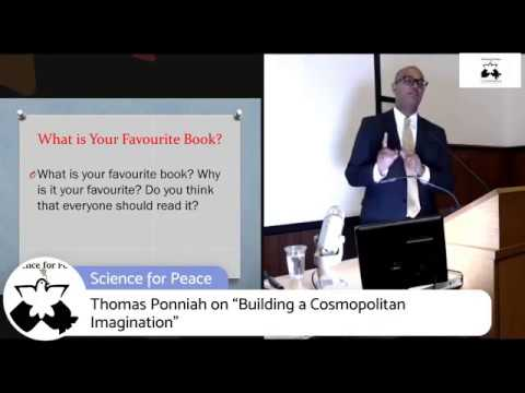 Thomas Ponniah on 'Building a Cosmopolitan Imagination: The Global Great Books Project'
