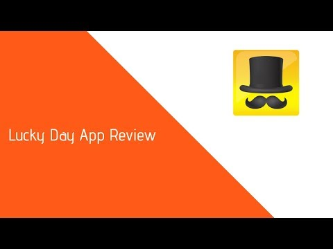 Lucky Day App Review 2019: Legit or Scam?(Payment proof) - INFOSMUSH