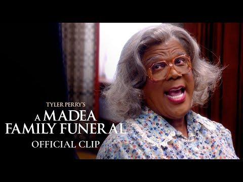 "Tyler Perry's A Madea Family Funeral (2019 Movie) Official Clip - ""O.G.M.A.D.E.A."""