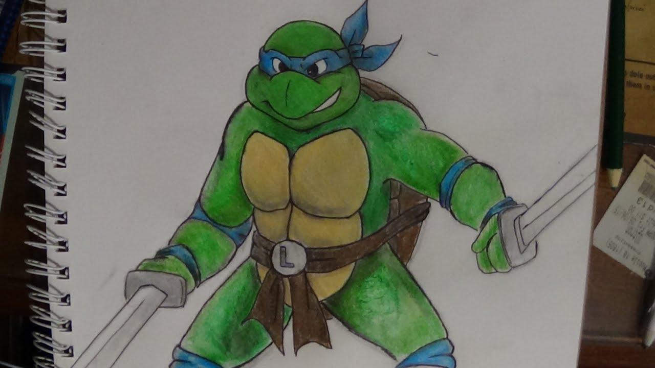 My pencil teenage mutant ninja turtles 1987 cartoon