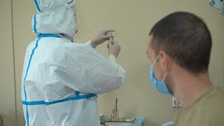 Испытания вакцины МО РФ от Covid-19 входят в завершающую стадию