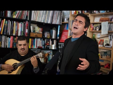 Camané: NPR Music Tiny Desk Concert
