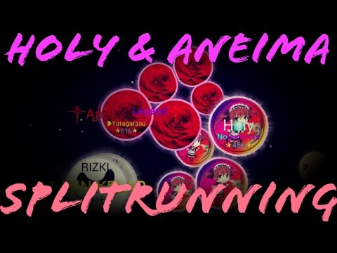 Nebulous - Holy & Aneima Splitrunning | Clan Leaders |